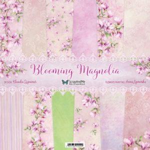 """""""Blooming Magnolia"""" от ScrapAndMe"""
