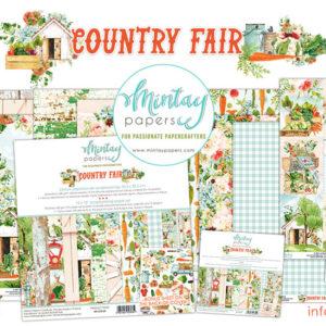 """COUNTRY FAIR"" от Mintay by Karola"