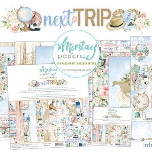 """NEXT TRIP"" от Mintay by Karola"